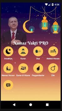 AK Parti Namaz Vakti poster