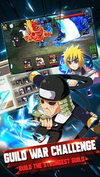 Great Ninja War: Global Battle تصوير الشاشة 4
