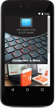 NW Computer and Software poster