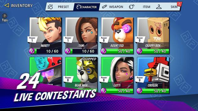 Battlepalooza screenshot 1