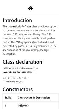 java util zip package tutorial for Android - APK Download