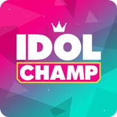 아이돌챔프(IDOL CHAMP) - 내 아이돌 챔피언 만들기 프로젝트! icon