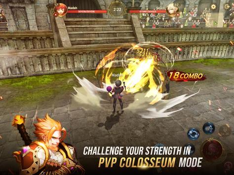 World of Dragon Nest (WoD) captura de pantalla 10