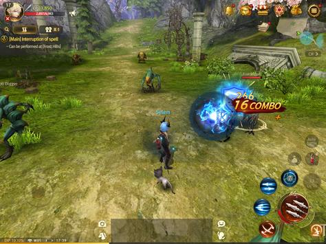World of Dragon Nest (WoD) captura de pantalla 13