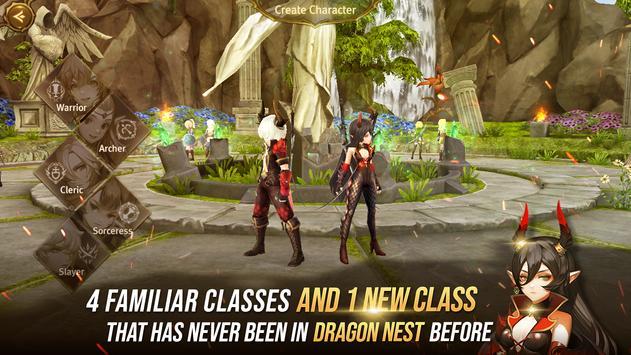 World of Dragon Nest (WoD) captura de pantalla 1