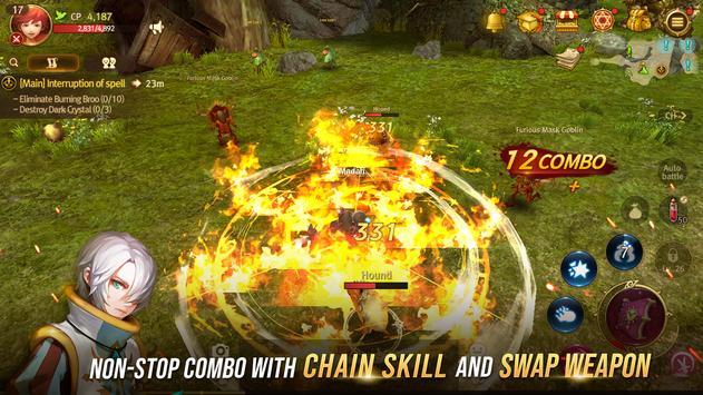 World of Dragon Nest (WoD) captura de pantalla 2
