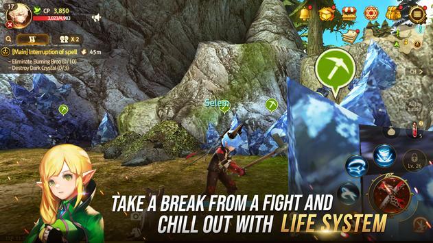 World of Dragon Nest (WoD) captura de pantalla 4