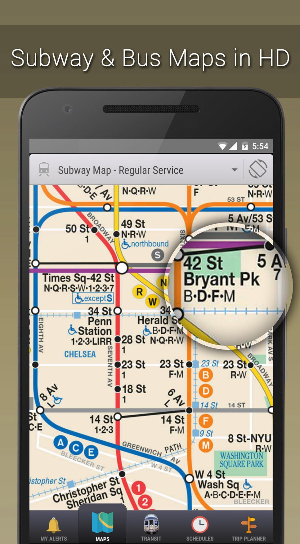 Best Mta Subway Map App For Android For New York City.Mytransit For Android Apk Download
