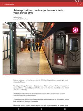 5 Schermata New York Post for Tablet