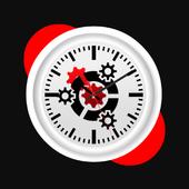 Contagem Regressiva Cronômetro ícone