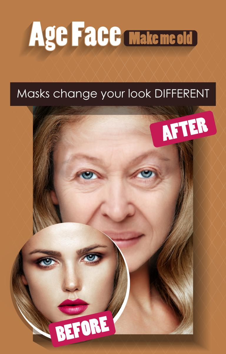 Age Face - Make me OLD for Android - APK Download