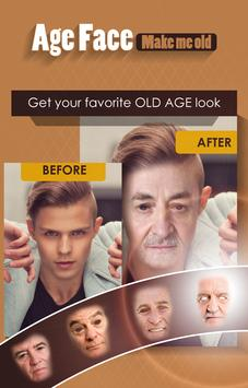 Age Face - Make me OLD screenshot 1
