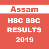 Assam HSC SSC Results 2019 icon