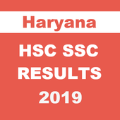 Haryana HSC SSC Exam Results 2019 icon