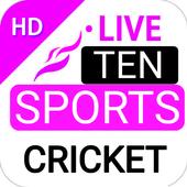 Live Ten Sports - Ten Sports Live HD आइकन