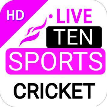 Live Ten Sports - Ten Sports Live HD पोस्टर