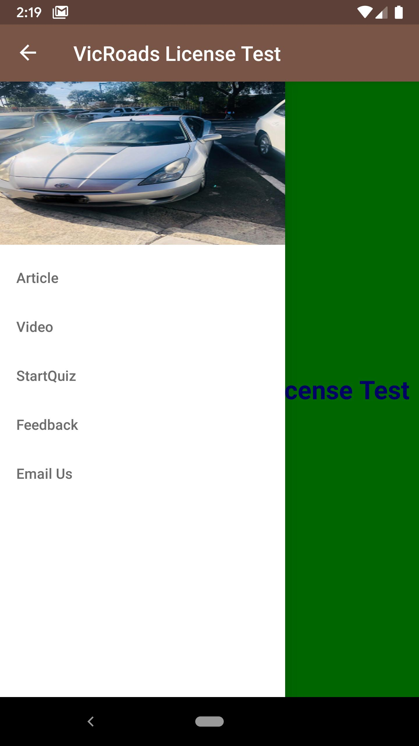 VicRoads License Test for Android - APK Download