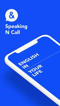 Speaking N Call - English in your life poster