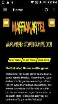 Maffiakartel Online Mafia Game poster