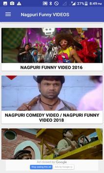 Nagpuri funny video 2019-Nagpuri Comedy Video screenshot 2