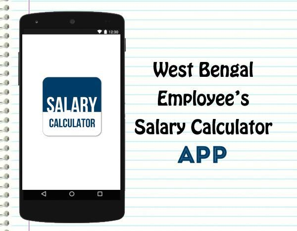 Salary Calculator-WB Employee for Android - APK Download