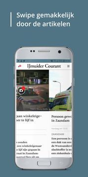 IJmuider Courant screenshot 3