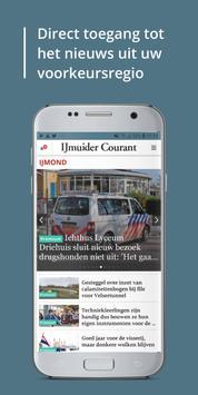 IJmuider Courant screenshot 2