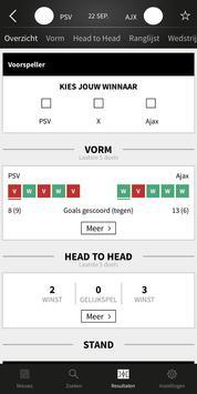 Voetbalzone screenshot 4