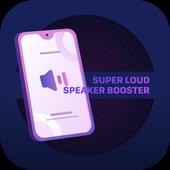 Super Loud Speaker Booster icon
