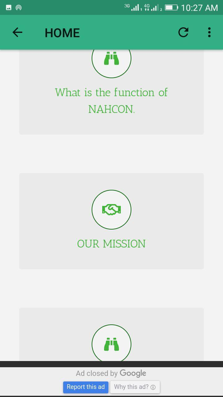 National Hajj Commission of Nigeria NAHCON for Android - APK