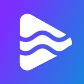 흐름 icon