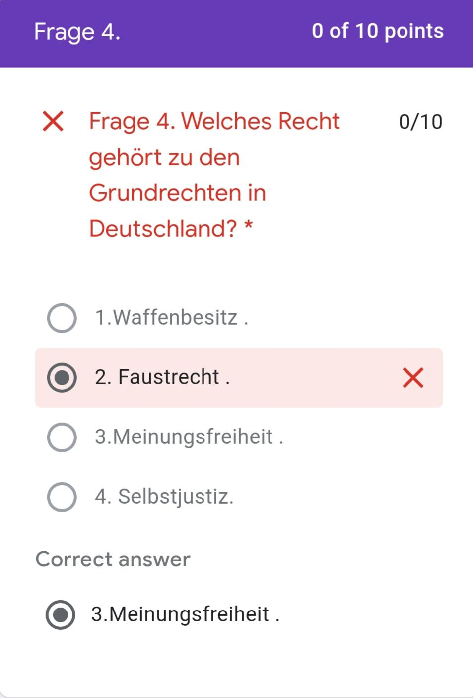 Political exam questions in Germany with the test for Android ...