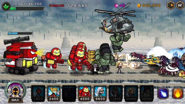 HERO WARS: Super Stickman 截图 20
