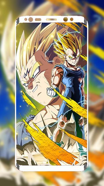 Vegeta Wallpaper Art 4k For Android Apk Download