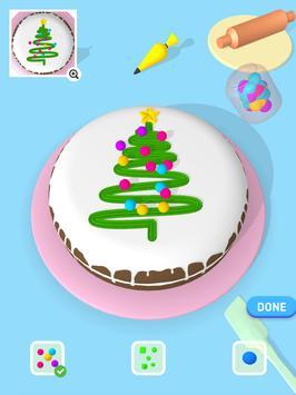 Cake Art 3D capture d'écran 8