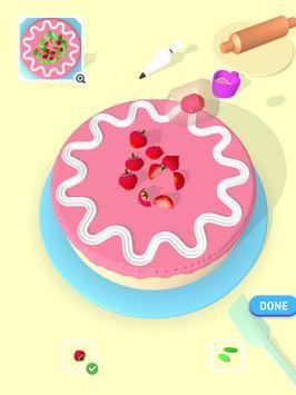 Cake Art 3D capture d'écran 11