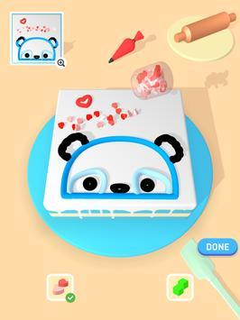 Cake Art 3D capture d'écran 6