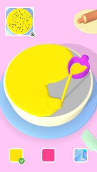 Cake Art 3D capture d'écran 1