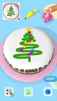 Cake Art 3D capture d'écran 2
