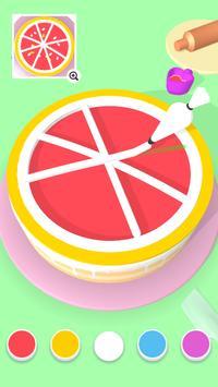 Cake Art 3D capture d'écran 3