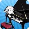 Piano Star: Idle Clicker Music Game Zeichen