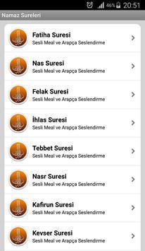 Namaz Sureleri screenshot 1