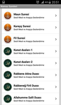 Namaz Sureleri screenshot 2