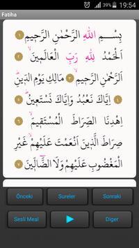 Namaz Sureleri screenshot 4