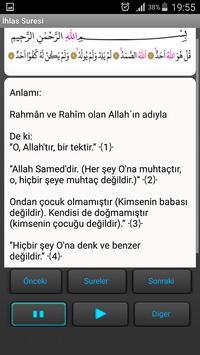 Namaz Sureleri screenshot 6