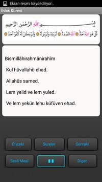 Namaz Sureleri screenshot 7