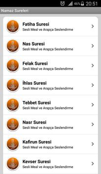 Namaz Sureleri screenshot 9