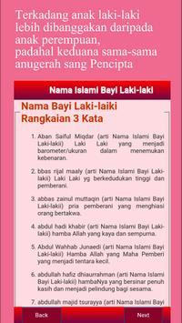 2000++ Nama Anak Bayi Islami screenshot 3