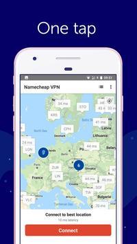 Namecheap VPN syot layar 2