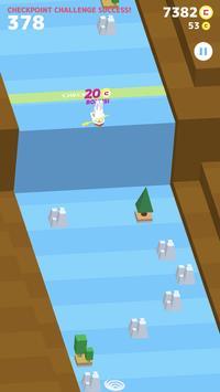 Free Casual Rafting!! Toy Boat Rush screenshot 4